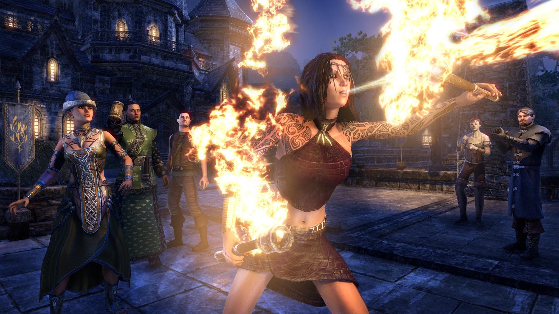 The Elder Scrolls Online: Trial – Kostenlos 1 Woche auf PC, PS4, Xbox One