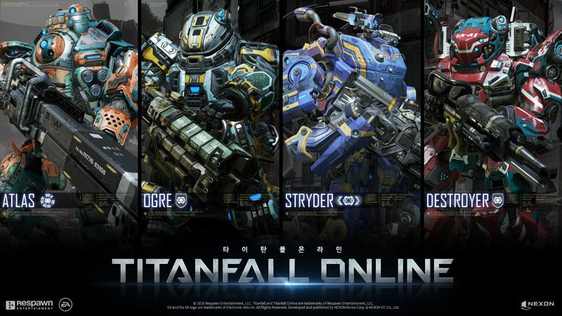 Titanfall Online: Nexon und Respawn stellen Mechs online auf die Beine