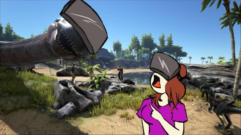 """ARK Park – Jurassic Park wird zur """"virtuellen"""" Realität"""