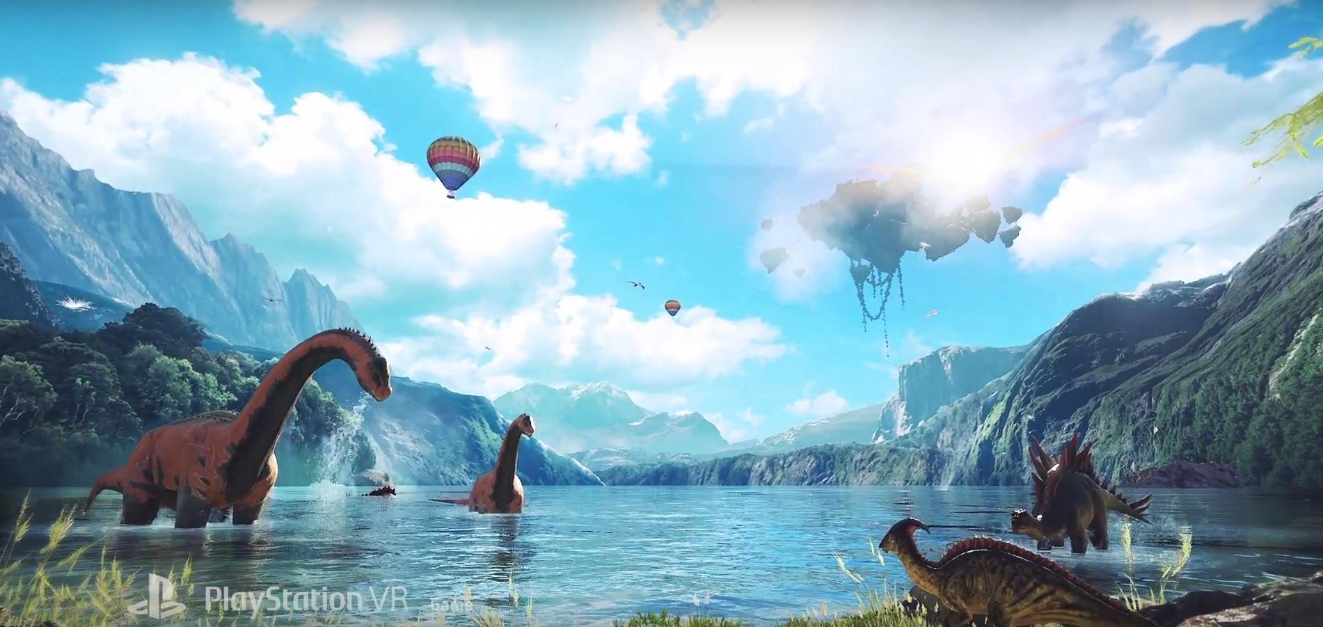 ARK Park: Gameplay-Video – Erste Eindrücke vom virtuellen Jurassic Park