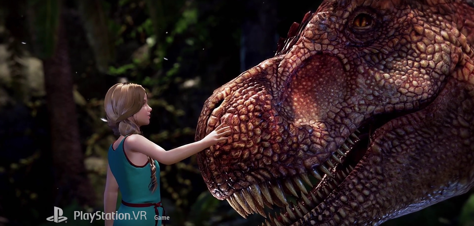 ARK Park: Dinos füttern – VR-Spiel wird virtueller Jurassic Park