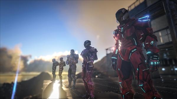 ARK: Survival Evolved: 1.0 und Laser-Dinos verschoben – PC wird PS4 und XBox One voraus sein