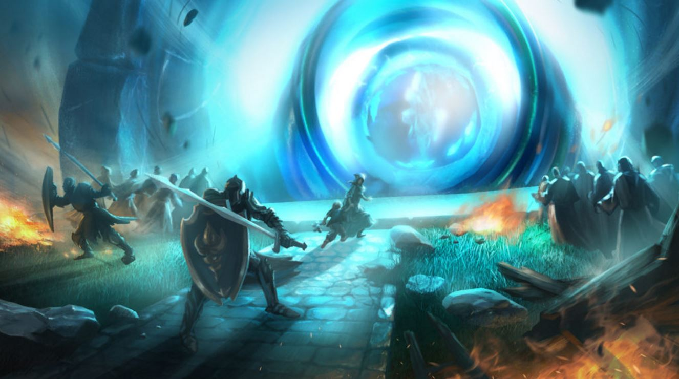 Ashes of Creation bringt Spannung in die Kämpfe – Quick-Time-Events