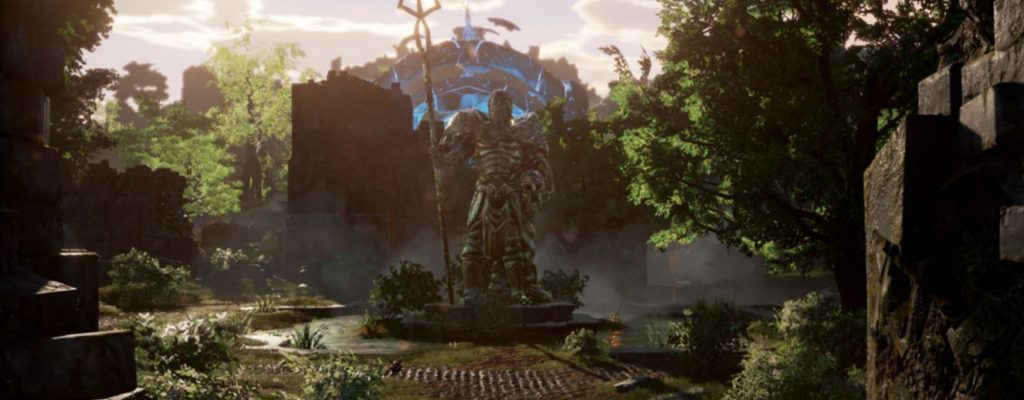 Ashes of Creation will das traditionelle MMO-Gameplay in die Luft jagen