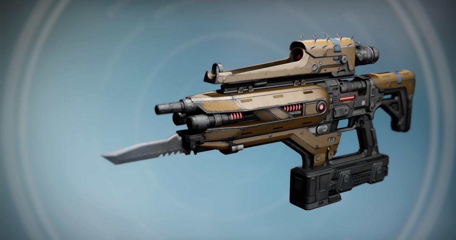 Destiny: Plan C – Was taugt das exotische Fusionsgewehr in Jahr 3?