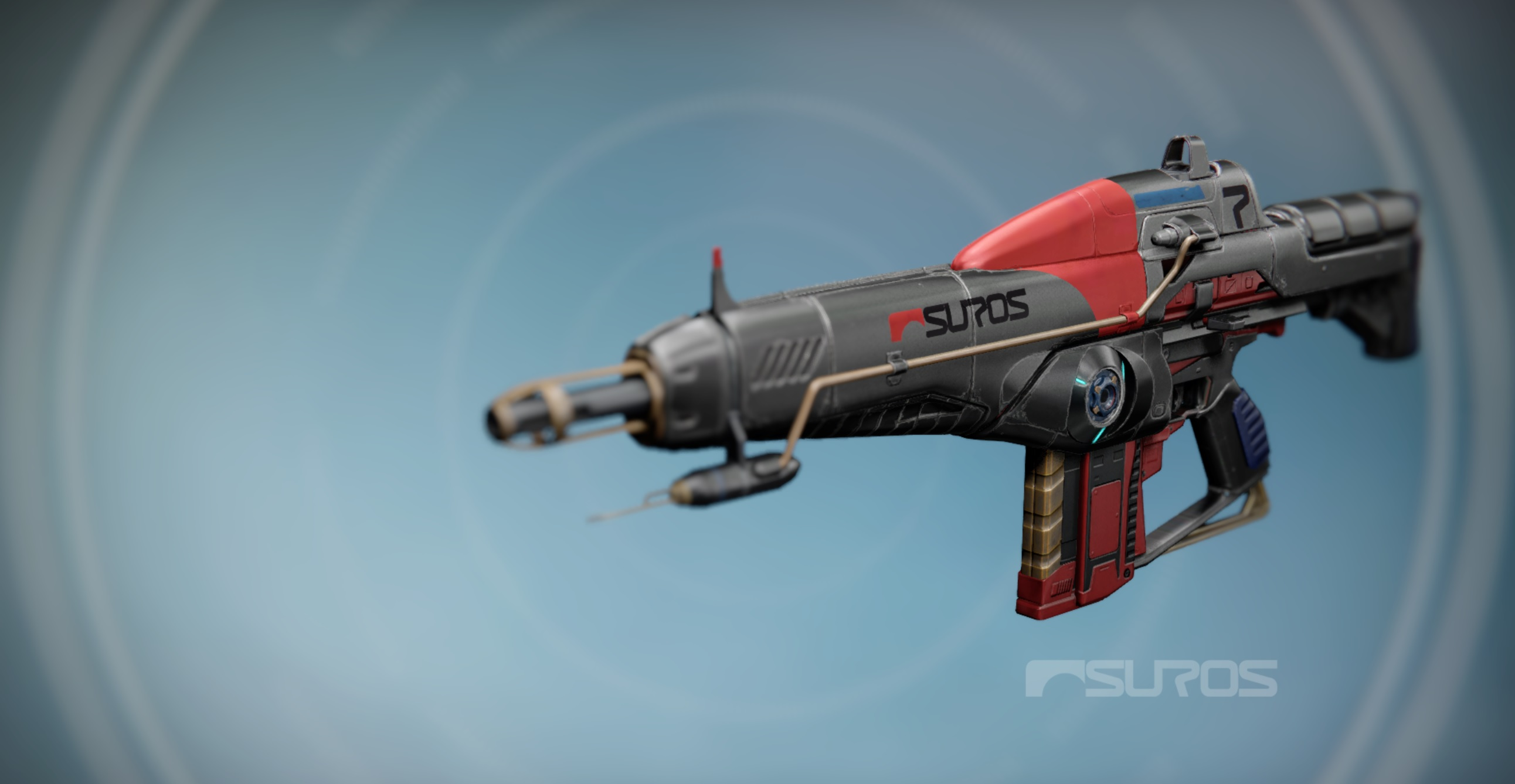 Destiny: SUROS-Regime in Jahr 3 – Was kann das exotische Automatikgewehr?