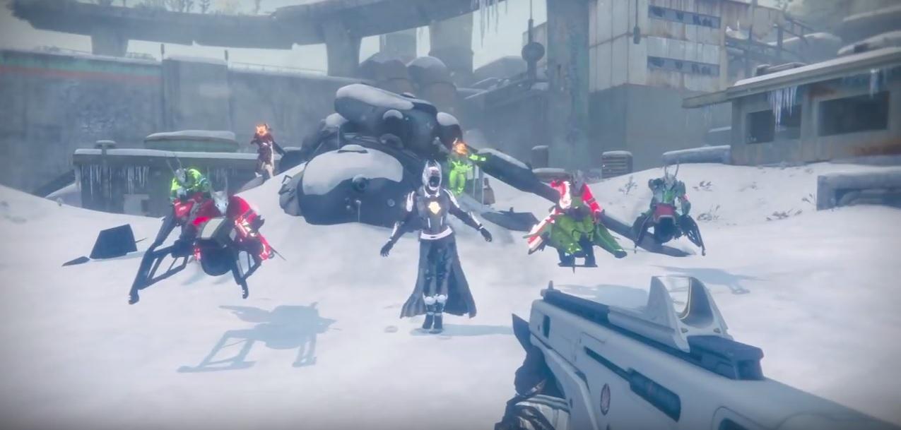 Destiny: In den Verseuchten Landen geschehen seltsame Dinge