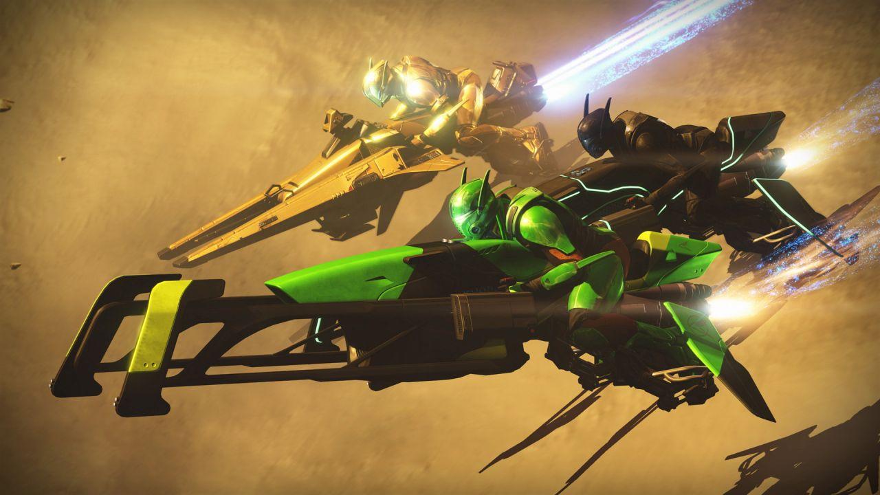 Destiny: SRL-Gear 2016 – Der Anbruch macht alles neu und bunt