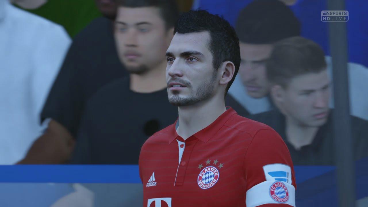 FIFA 17 TOTW 31 – Das Team der Woche 31 im Ultimate Team