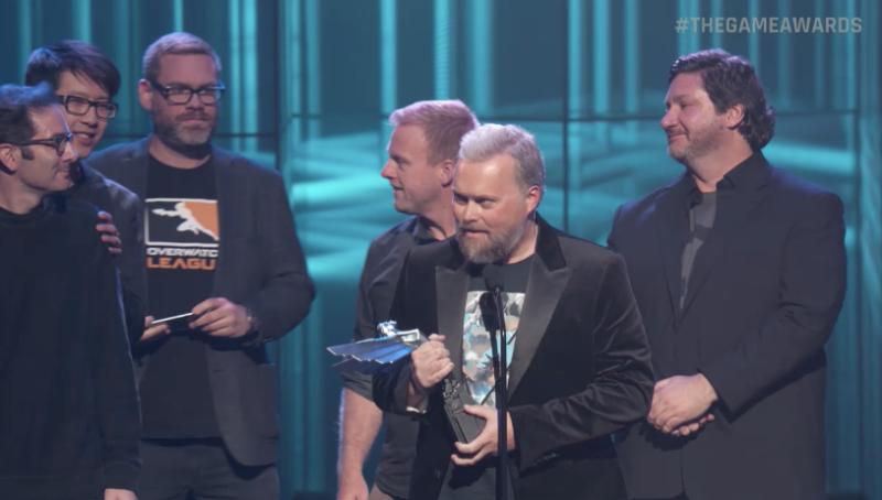 Overwatch gewinntGame of the Year Award 2016 – Wer hat noch Preise abgeräumt?