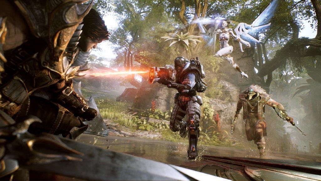 """Paragon: """"Wow""""-Effekt fehlt – Epic Games entfernen Upgradekarten"""