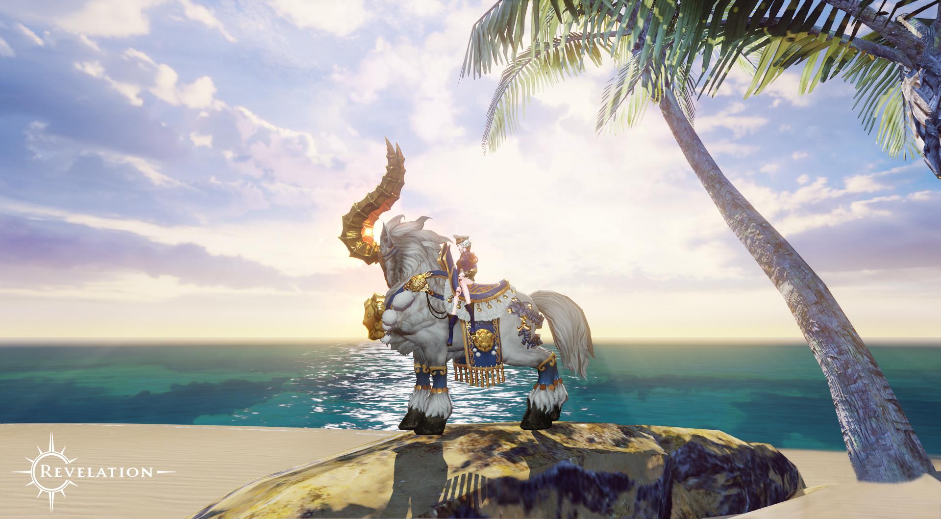Revelation Online: Mounts trotz Flügel? Warum nicht?