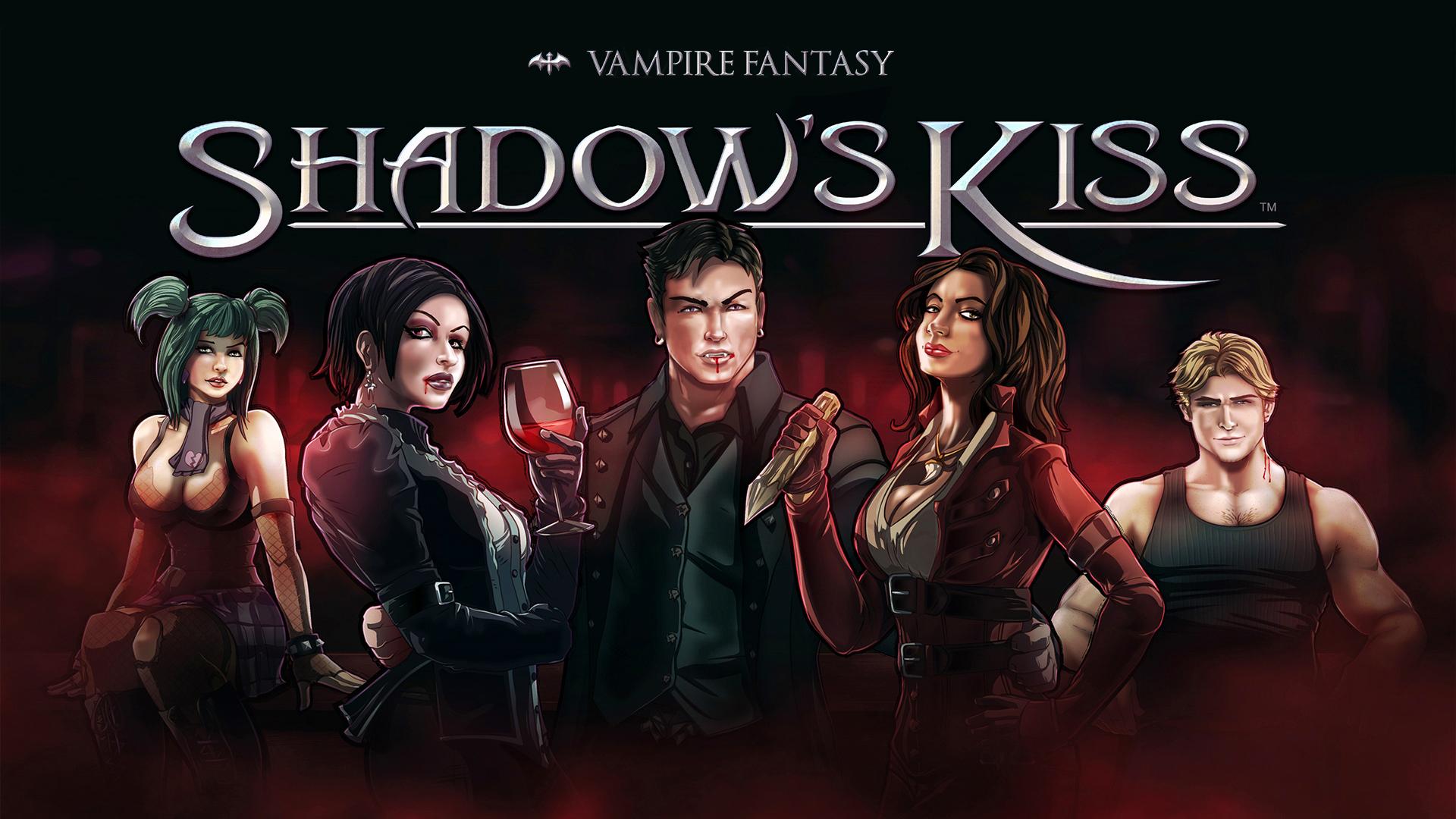 Shadow's Kiss: Saugt Sterbliche in der Pre-Alpha des Vampir-MMOs aus