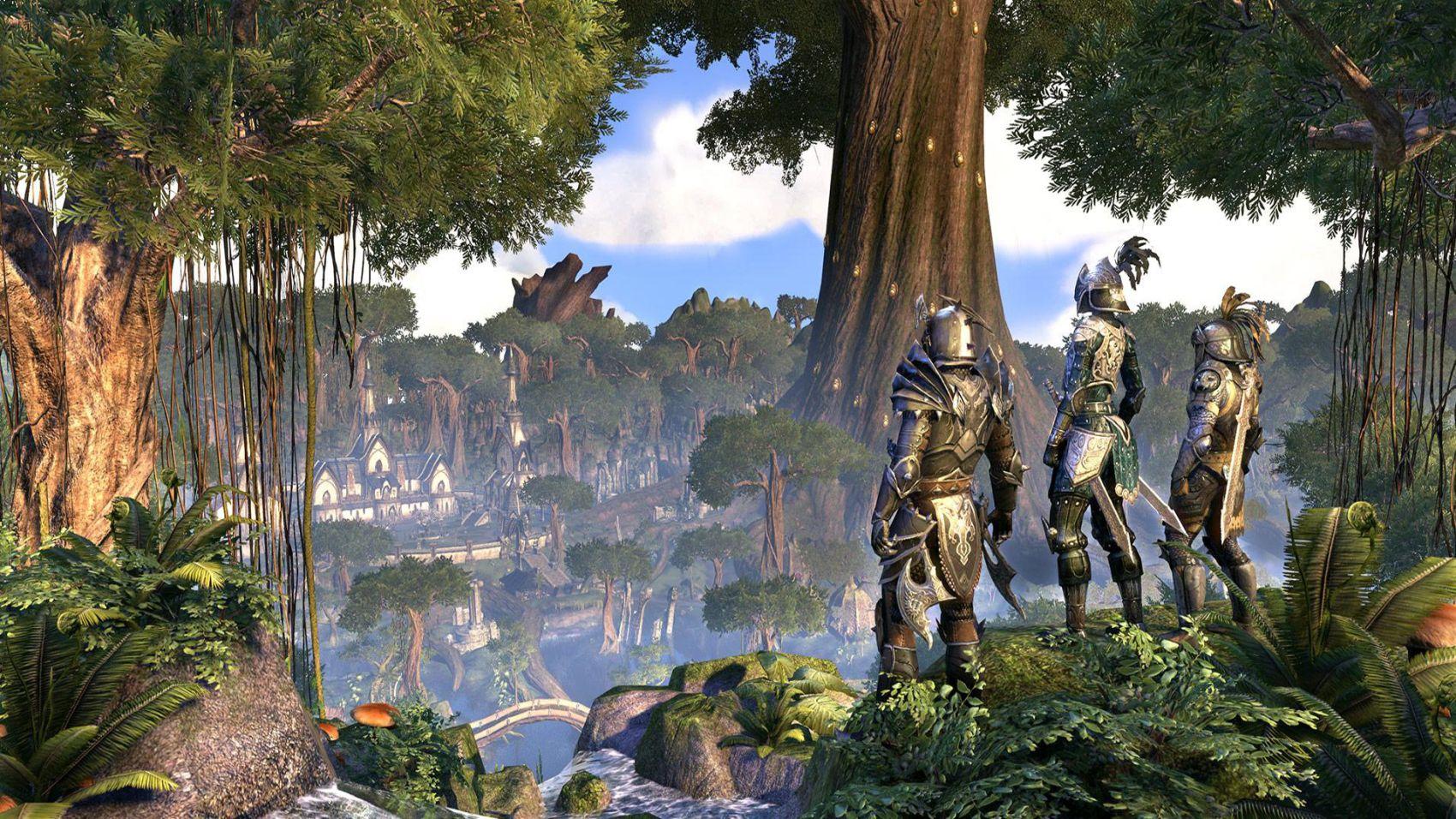 Fans wollen Open World in MMORPGs, haben keine Lust, sie zu erkunden