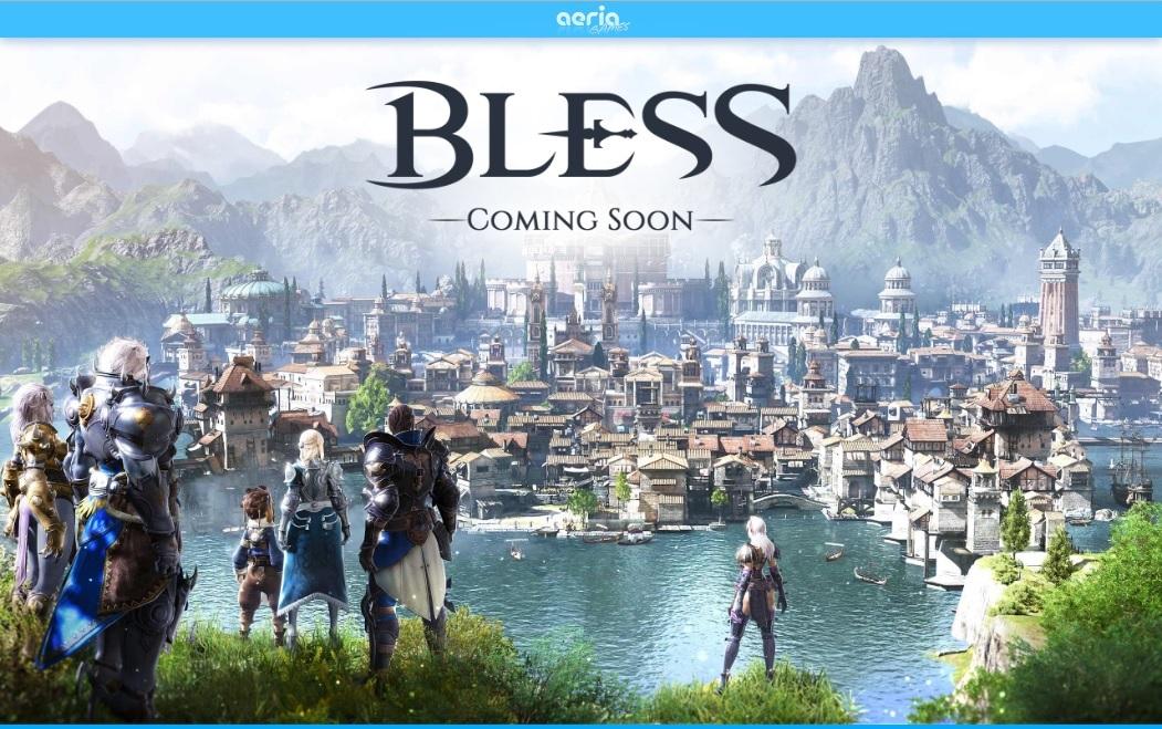 """Bless Online: Neues MMORPG kommt """"bald"""" nach Europa"""