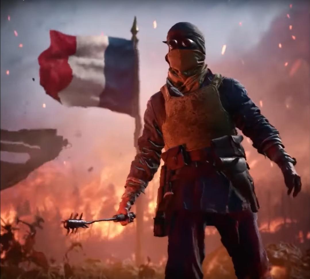 Battlefield 1: They Shall not Pass – Ist das die neue DLC-Eliteklasse?