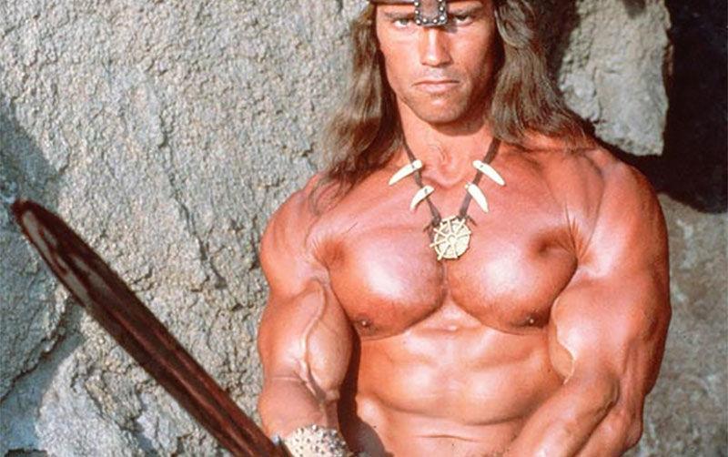 Conan Exiles hat einen Penis-Slider, flappernd schlabbernde Genitalien