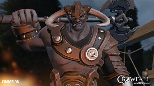 "Crowfall: Indie-Studio will den ""verlassenen MMORPG-Markt"" erobern"