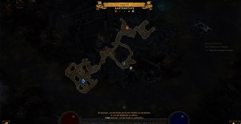 Diablo 3 Adria Hexenkessel