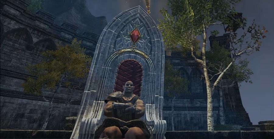 The Elder Scrolls Online: So sehen die Häuser aus – Thron gibt's auch