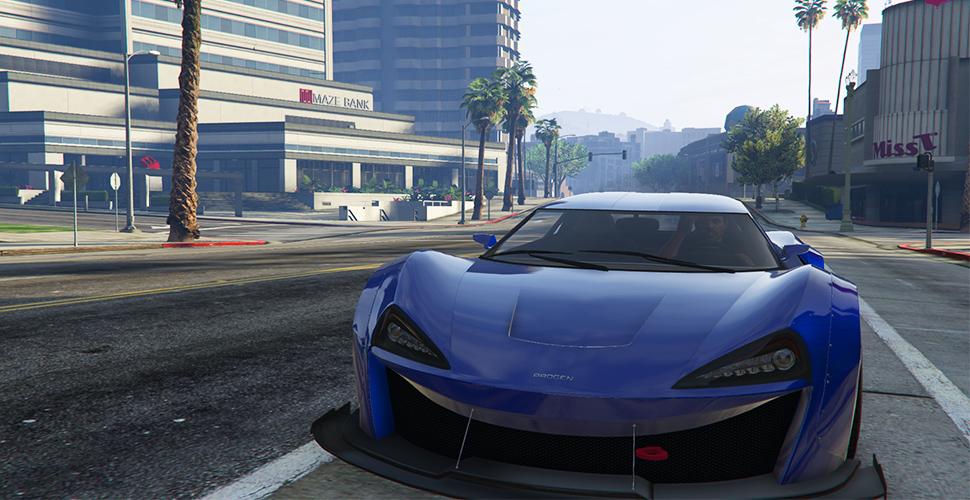 GTA 5 Online: Progen Itali GTB – Neuer Supersportwagen jetzt verfügbar!