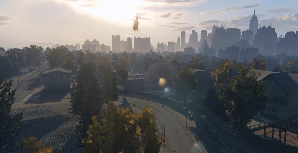 GTA 5: Erste Bilder von Liberty City sehen toll aus