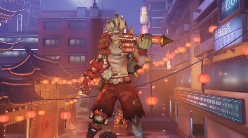 Overwatch: Event Jahr des Hahns ist auf PC, Xbox One und PS4 live! – Über 100 kosmetische Items