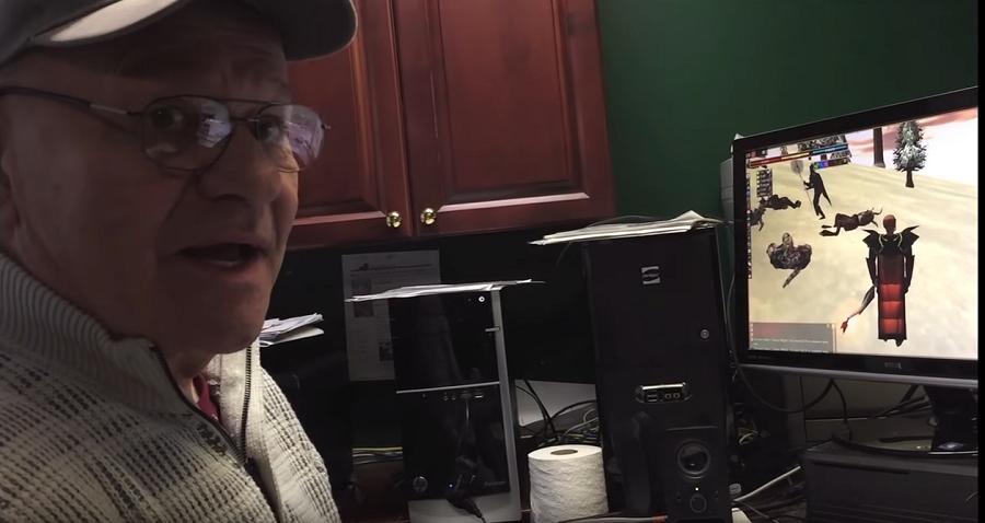 74-Jähriger nimmt nach 17 Jahren Abschied von seinem MMORPG