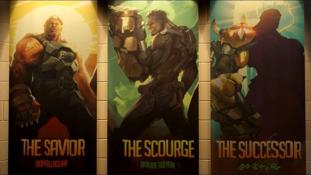 Overwatch: Doomfist kommt! – und Reaper hat ihn gerettet