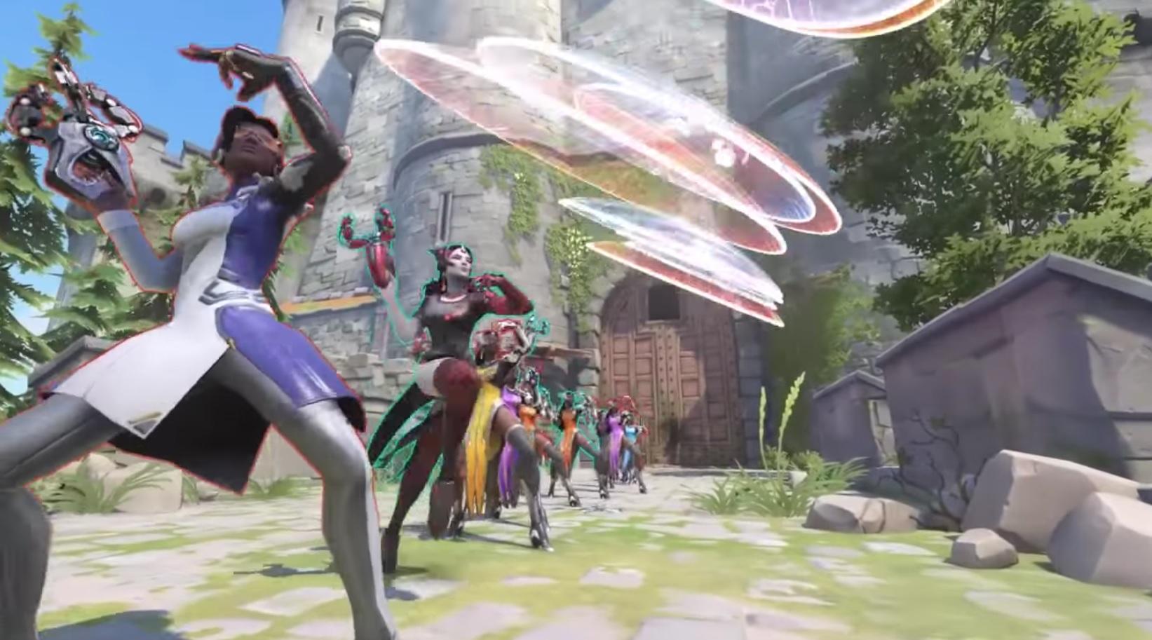 Overwatch: Freunde gedenken verstorbenem Spieler mit Effektfeuerwerk