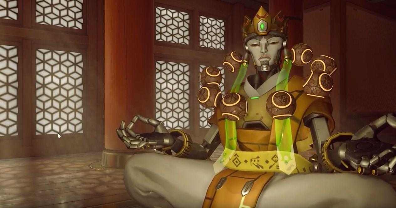 Overwatch: Zenyatta – das neue Sexsymbol von Overwatch?