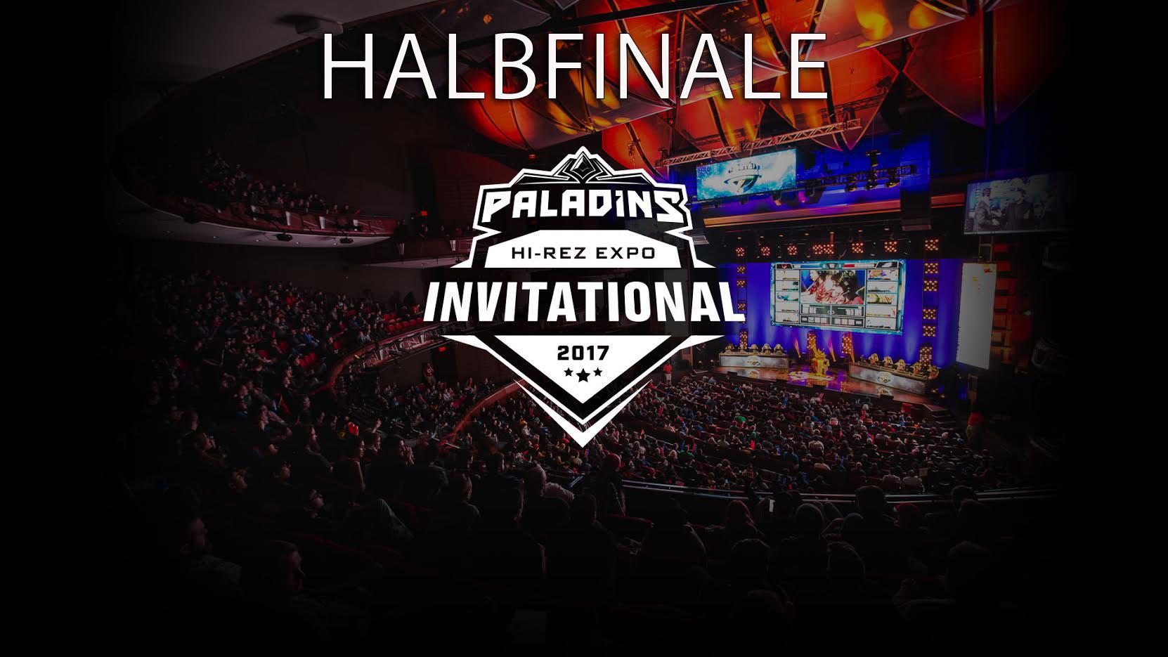 Paladins: Jetzt hier live zuschauen – HRX Invitational 2017 – 4 Teams kämpfen im Halbfinale um 150.000$