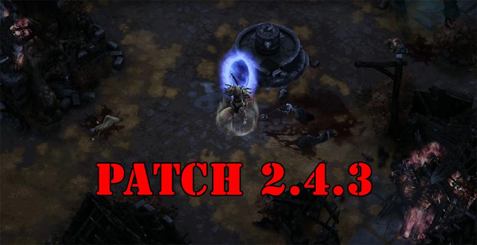 Diablo 3: Patch 2.4.3 Übersicht – So macht Blizzard Season 9 spannend