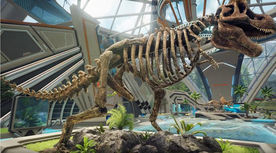 Ark Park: VR Grafik-Porno – Trailer des Spin-Offs zu Ark Survival Evolved ist berauschend
