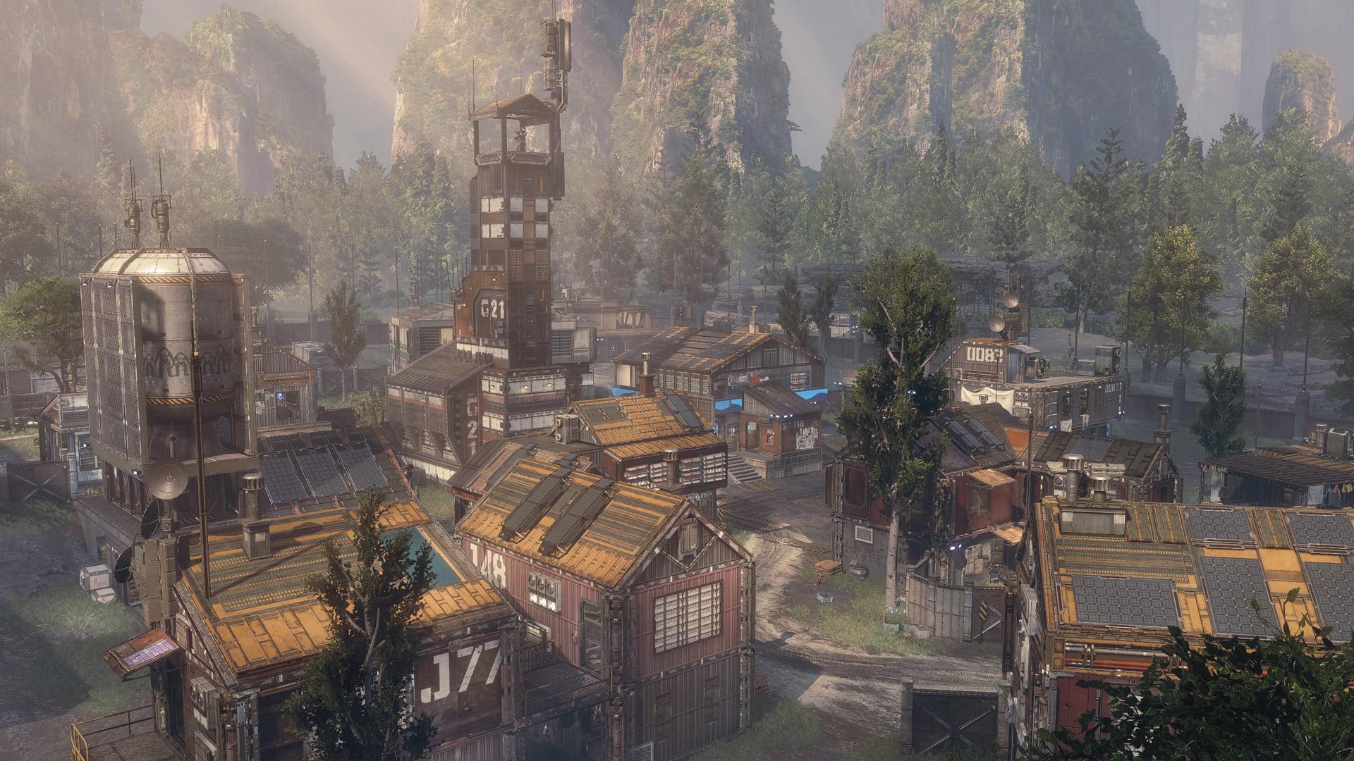 Titanfall 2 Update: Patchnotes zu Live-Fire da, Release verzögert sich aber
