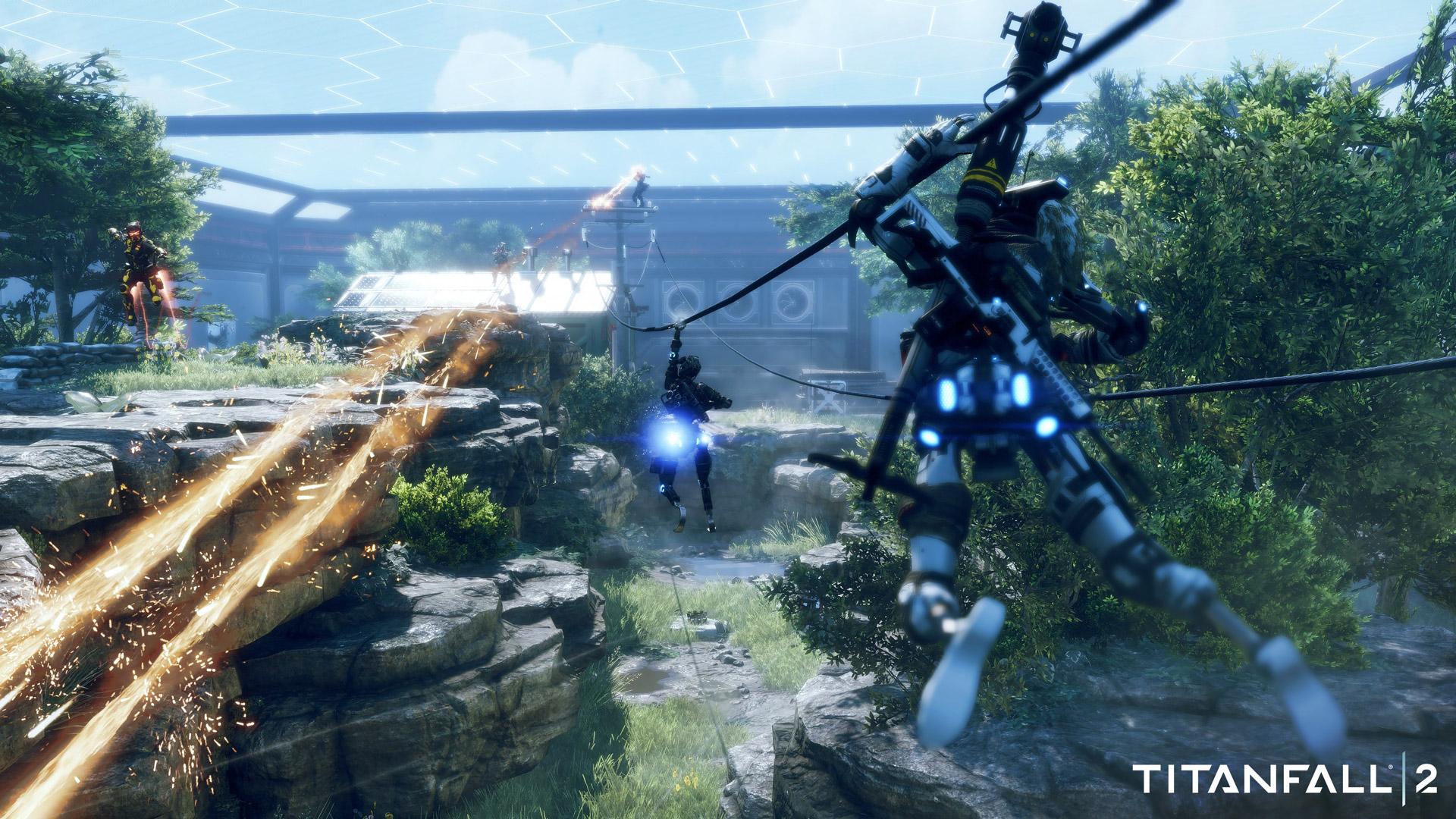 """Titanfall 2: Spielmodus """"Live Fire"""" im Februar – Weitere Updates geplant"""