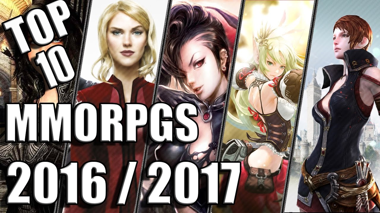 Top 10 MMORPG 2016, 2017: Die besten Online-Games im Video