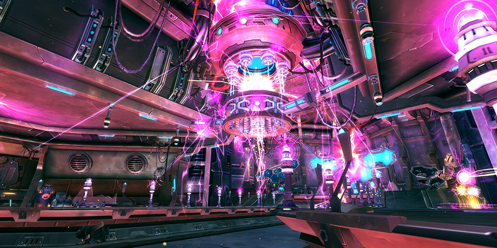 """WildStar: """"One Nexus"""" – Neues Update bringt Paragon-System und skalierbare Instanzen"""
