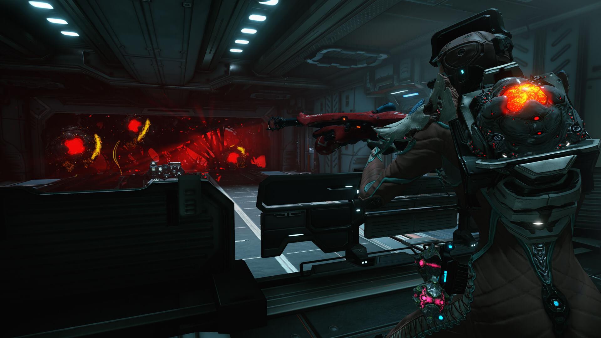 Warframe: PS4 und Xbox One kriegen Glast-Gambit und explodierende Maden