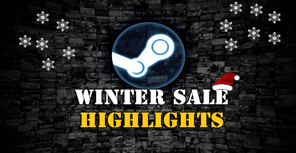 Steam Winter Sale 2017: Letzter Tag – Das sind unsere Highlights