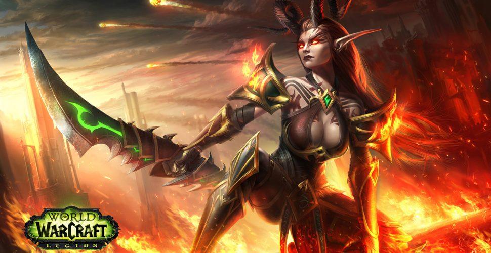 World of Warcraft: Legion – DPS in Patch 7.1.5