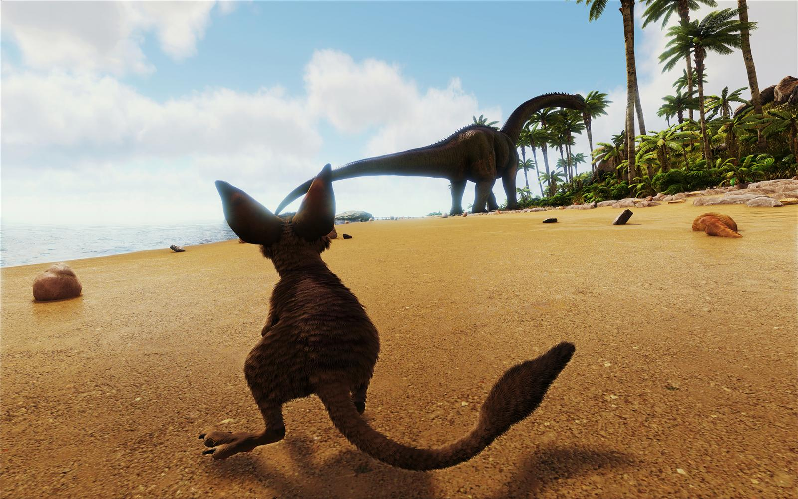Sony verbietet Crossplay von PS4/Xbox One bei ARK Survival Evolved