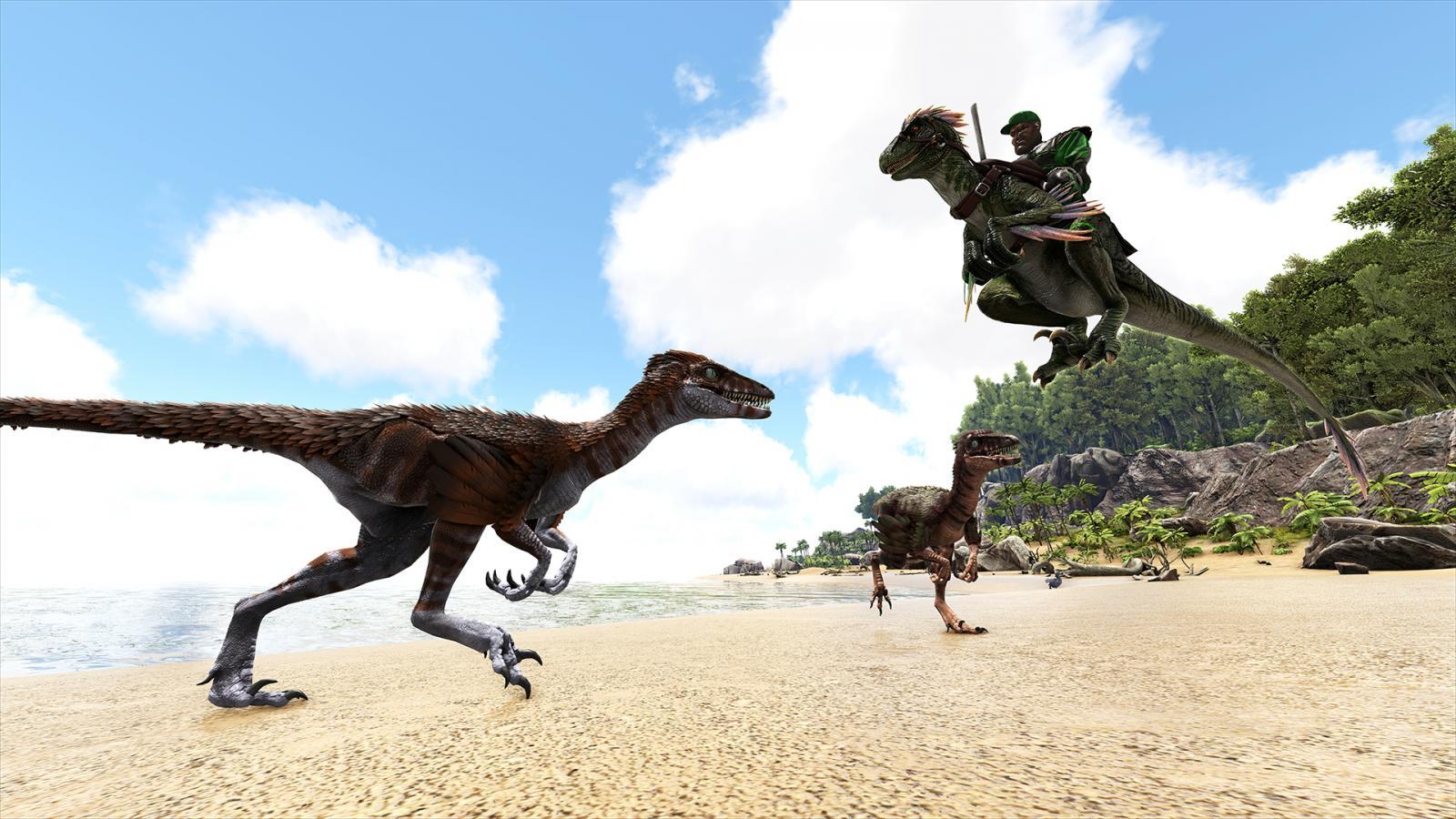 ARK: PS4 Update 1.06 – Neue Unterwasserwelten und Dinos