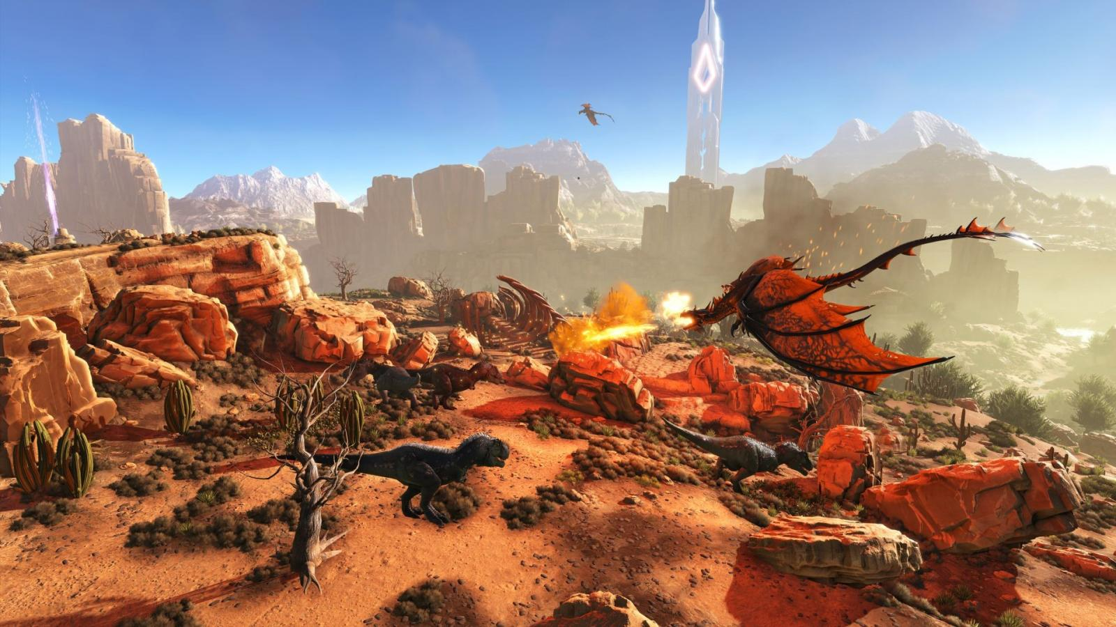ARK: Survial Evolved – PS4 Server voll, Performance schlecht – Was tun?