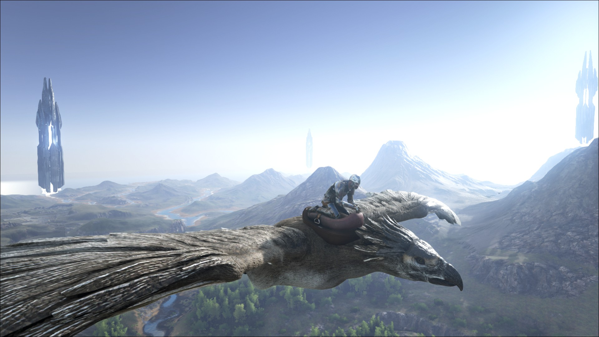 ARK Survival Evolved: Flugsaurier zähmen – Liste der Flugtiere & Taming Guide 2020