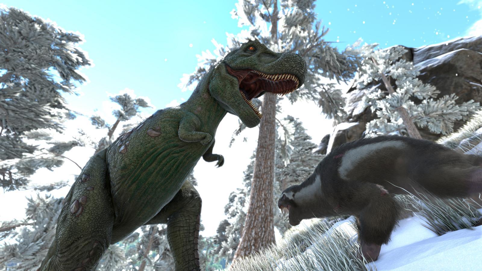 ARK: Survival Evolved – Update für Xbox One v750 Uhrzeit – Valentines-Event