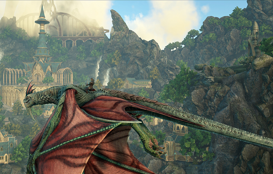 Dark and Light: Drachen zähmen leicht gemacht – Neues MMORPG 2017