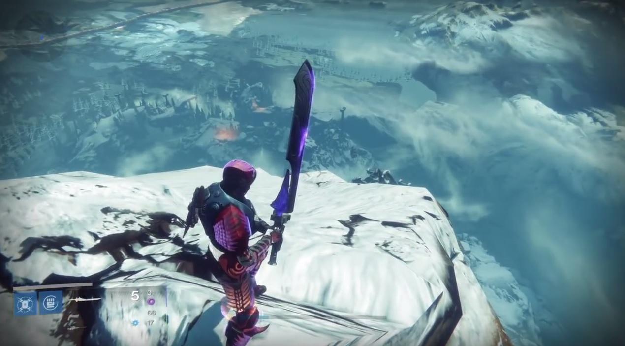 Destiny: Höher geht's wirklich nicht! So kommt Ihr auf die Spitze vom Felwinter-Gipfel