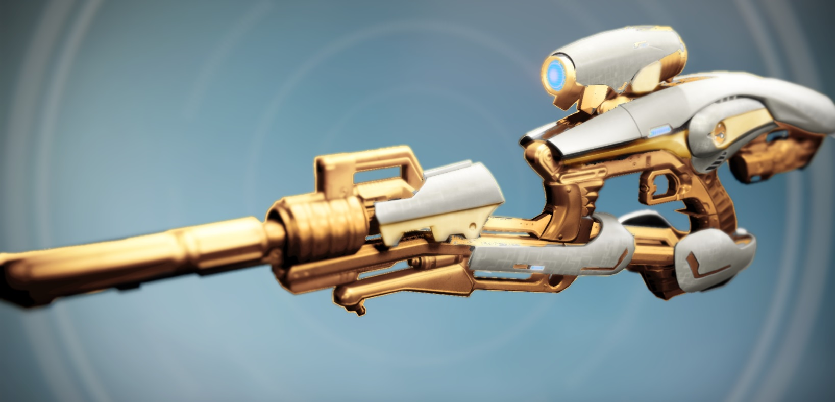 Destiny: So cool könnte Vex-Mythoclast aussehen – Fan-made Ornamente