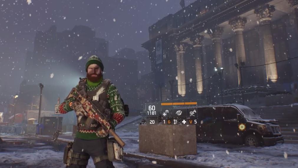 The Division: Build aus AlphaBridge und Urban-MDR gibt tödlichen Mix ab
